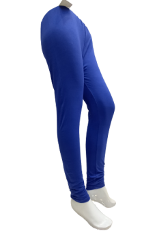 Plain Tights – Blue