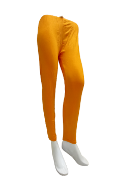 Plain Tights – Orange