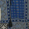 Ajrak Top For Baby Girl