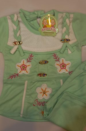 Baby Girl Suit For 2 & 3 Years