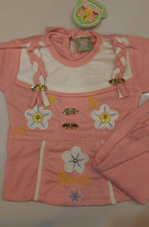 Baby Girl Suit For 2 & 3