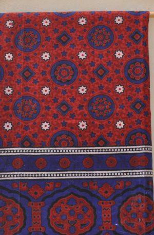 Hand Made Sindhi Ajrak